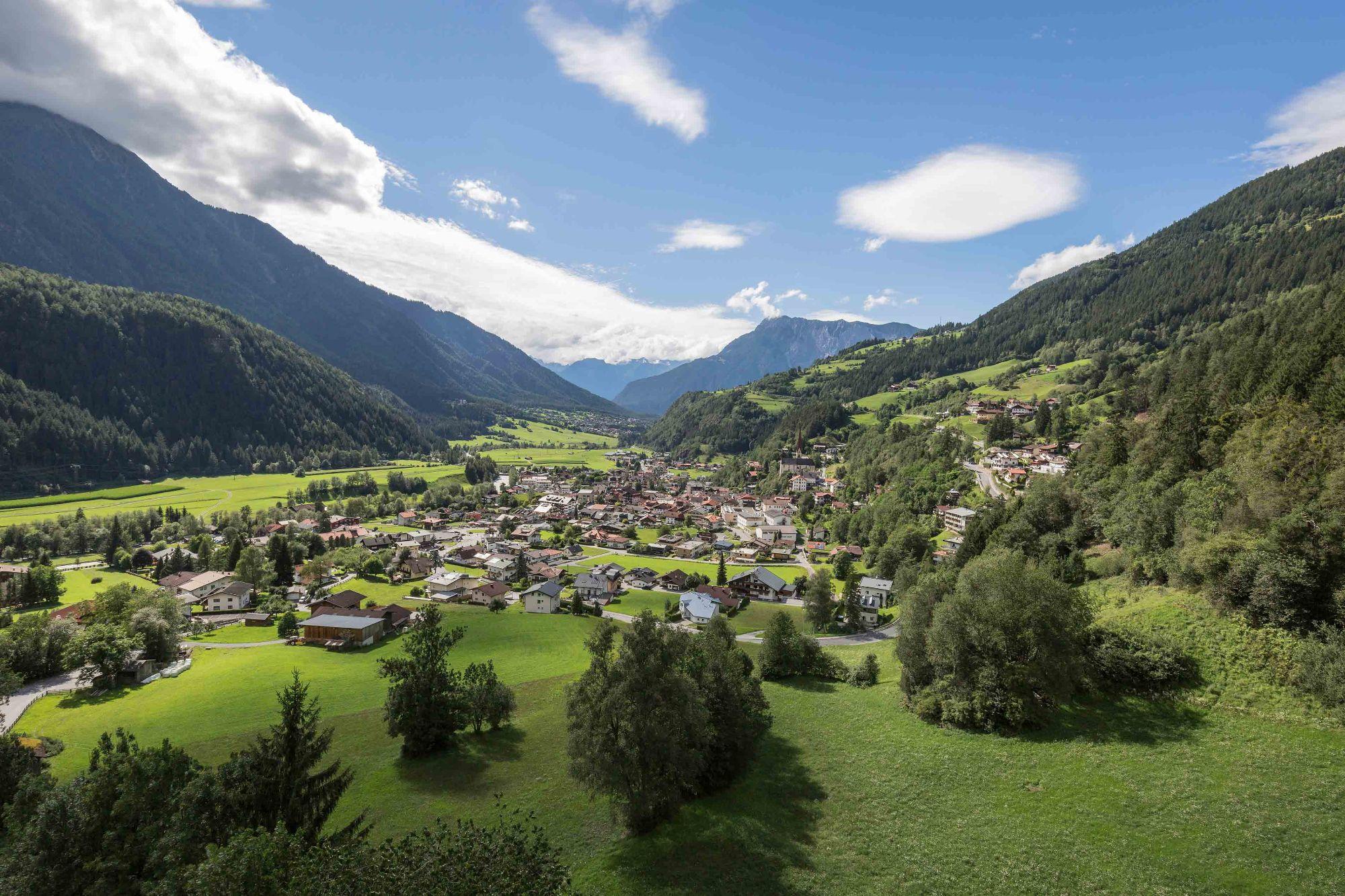 Summer in Oetz Tirol Austria